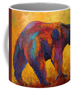 Daily Rounds - Black Bear Coffee Mug