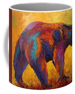 Daily Rounds - Black Bear Coffee Mug