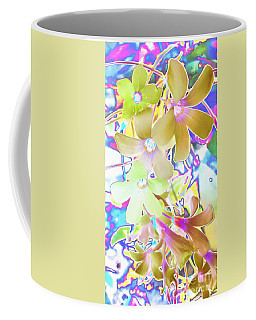 Dainty Bloosoms Coffee Mug