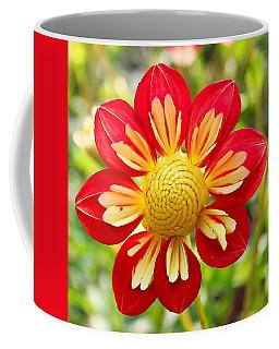 Dainty Dahlia Coffee Mug