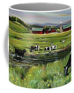Dairy Farm Dream Coffee Mug