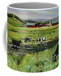 Dairy Farm Dream Coffee Mug