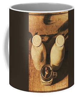 Dairy Nostalgia Coffee Mug