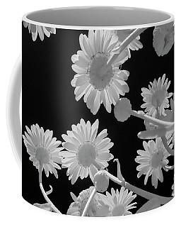 Daisies In Infrared Coffee Mug