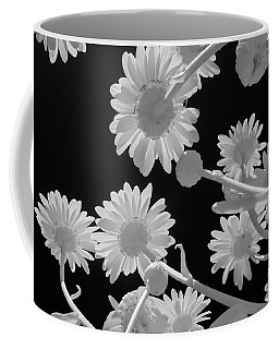 Daisies In Infrared Coffee Mug