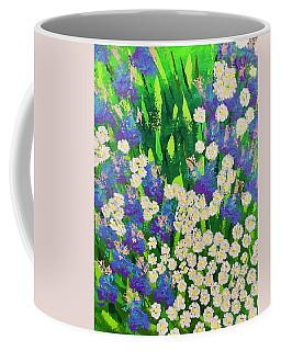 Daisy And Glads Coffee Mug