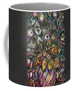 Daisy Eyes Coffee Mug