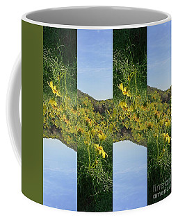 Daisy Fields Coffee Mug
