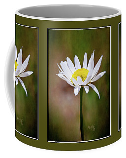 Daisy Fresh Coffee Mug by Krista-