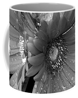 Daisy In The Rain Coffee Mug