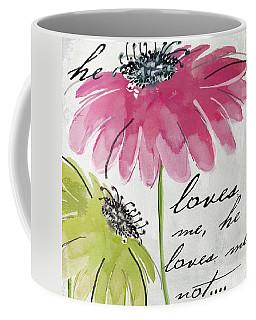 Daisy Morning II Coffee Mug