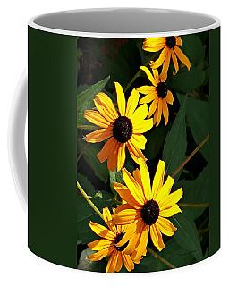 Daisy Row Coffee Mug