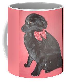 Daisy Scared Little Dog Coffee Mug