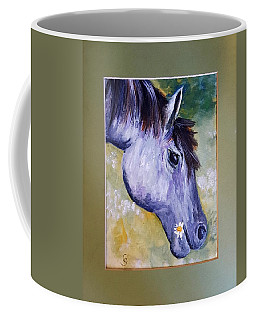 Daisy The Old Mare     52 Coffee Mug