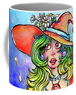 Daisy Witch Coffee Mug