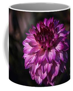 Dalhia Coffee Mug by Elaine Manley