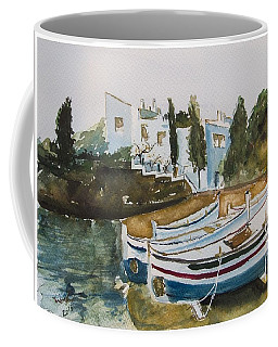 Dali House From Portlligat Coffee Mug
