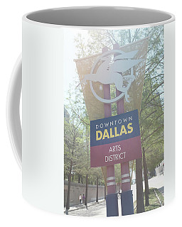 Dallas Arts District Coffee Mug