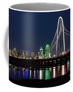 Dallas Bridge View Coffee Mug