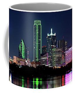 Dallas Colors Pano 2015 Coffee Mug