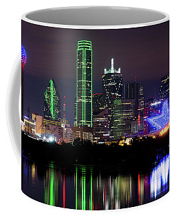 Dallas Cowboys Star Night Coffee Mug