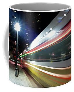 Dallas Dart Train 012518 Coffee Mug