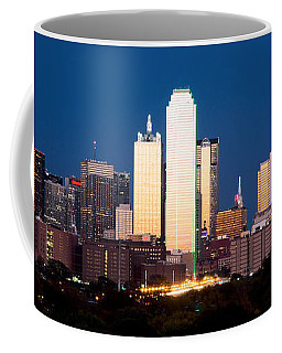 Dallas Golden Pano Coffee Mug