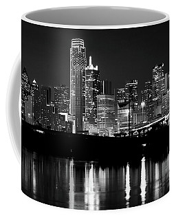 Dallas Nights Bw 6816 Coffee Mug