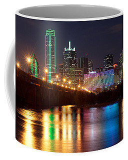 Dallas Reflections Coffee Mug