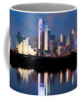 Dallas Skyline May 2015 Coffee Mug