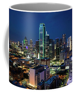 Dallas Vista  Coffee Mug