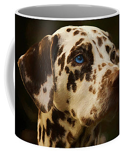 Dalmatian - Painting Coffee Mug