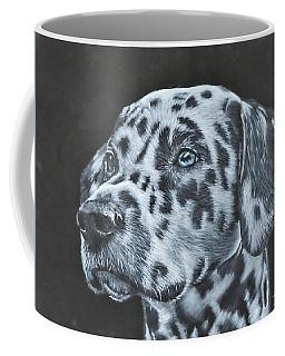 Dalmation Portrait Coffee Mug