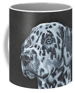 Dalmation Portrait Coffee Mug