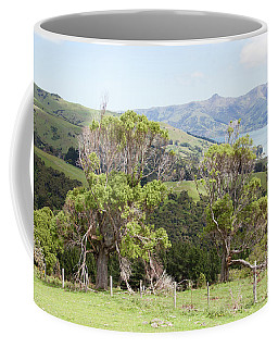 Damaged Nature Coffee Mug