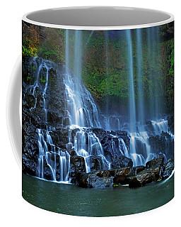 Dambri Waterfall Coffee Mug