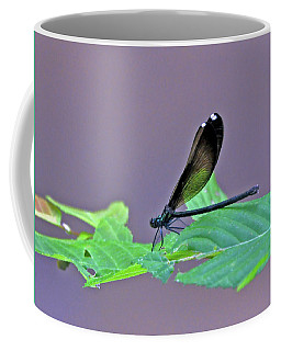 Damselfly Coffee Mug by Kay Lovingood