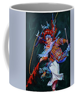 Dan Chinese Opera Coffee Mug