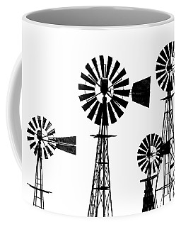 Dan Cyn's Windmill Museum Coffee Mug