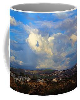 Dana Point View From Cliff Coffee Mug