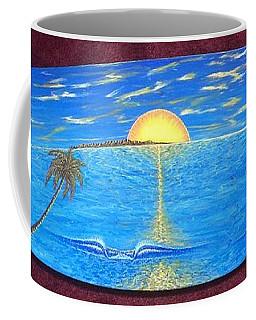Dana Point Yesterday  Coffee Mug