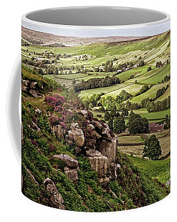 Danby Dale Yorkshire Landscape Coffee Mug
