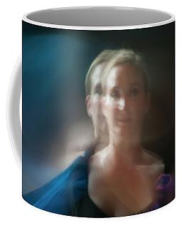 Duet In Blue Coffee Mug