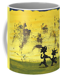 Dance Art Dancing Couple 147 Coffee Mug