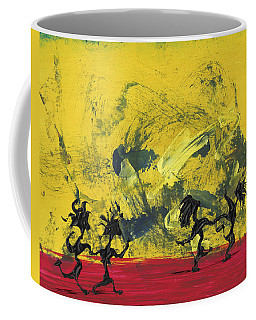 Dance Art Dancing Couple 22 Coffee Mug