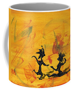 Dance Art Dancing Couple 238 Coffee Mug