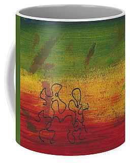 Dance Art Dancing Couple 28b Coffee Mug