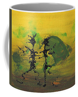 Dance Art Dancing Couple Ix Coffee Mug