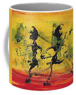 Dance Art Dancing Couple Viii Coffee Mug