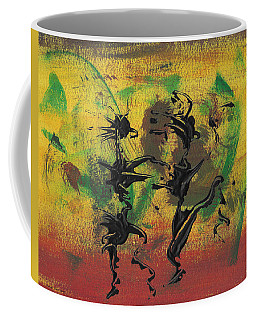 Dance Art Dancing Couple Xi Coffee Mug